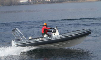Lomac 600 Secure Boat