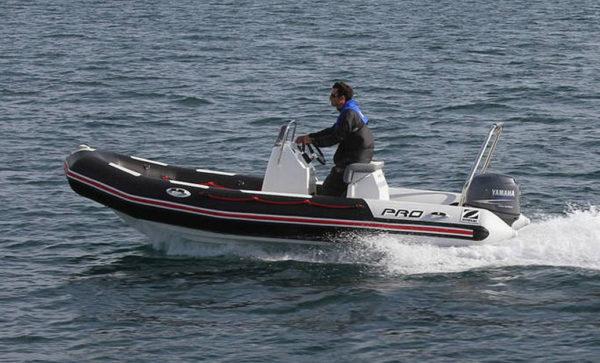 Zodiac pro 500 Secure Boat